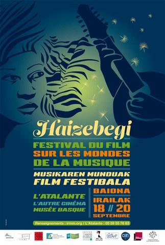 Haizebegi, Festival du Film sur les Mondes de la Musique