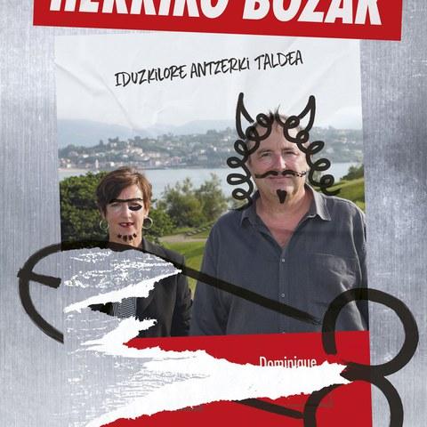 """Pièces """"Herriko bozak"""" & """"Babesleku arrotzak eta animalia bakartien hotsak"""""""