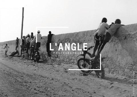 """Inauguration de la galerie-photo """"L'Angle"""""""