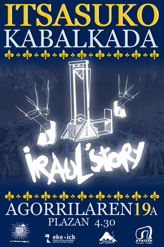 Iraul' story - Cavalcade d'Itxassou