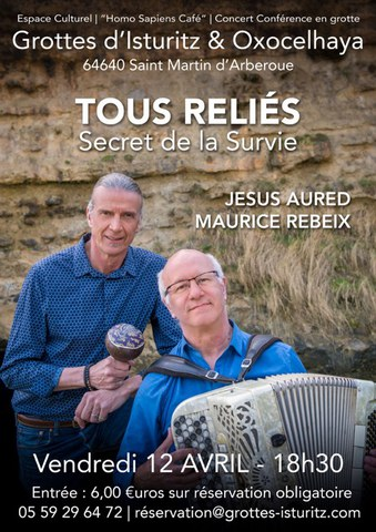 Jesus Aured & Maurice Rebeix