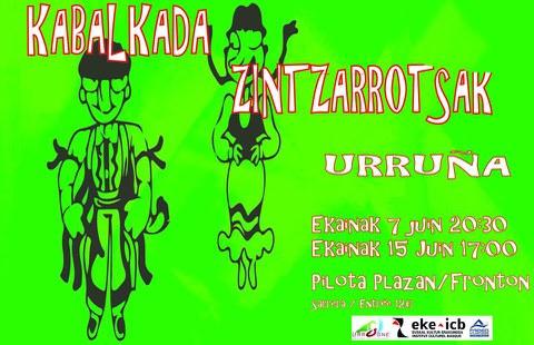 Kabalkada - Zintzarrotsak