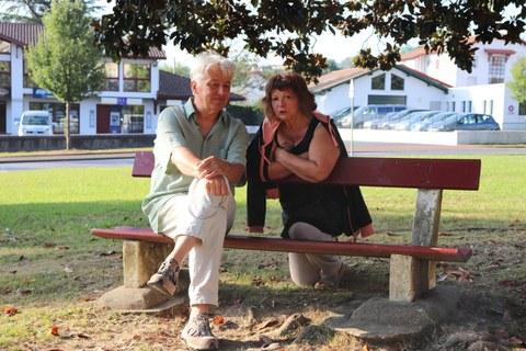 "Koldo Amestoy & Michèle Bouhet ""Herri hitzak, villages en parole"""