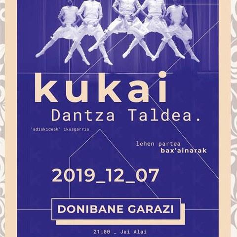 Kukai dantza taldea + Bax' ainarak
