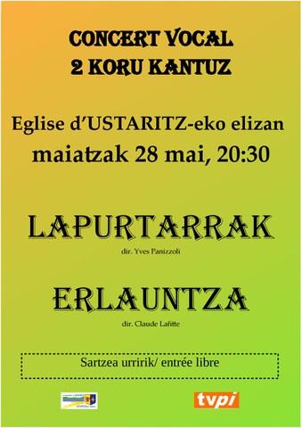 Lapurtarrak + Erlauntza