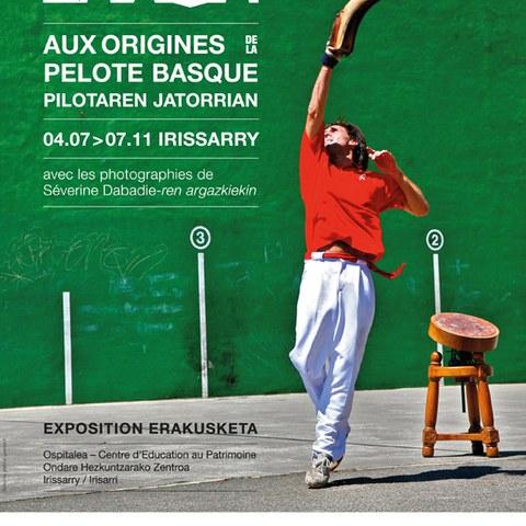 Laxoa - Aux origines de la pelote basque