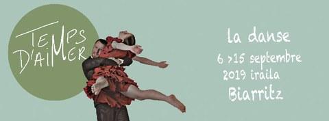 Le Temps d'Aimer la Danse 2019
