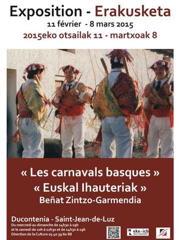 Les carnavals basques