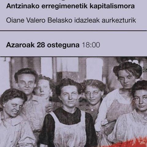 Les femmes travailleuses basques