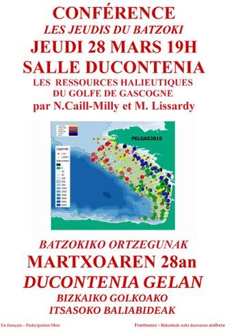 Les ressources halieutiques du golfe de Gascogne