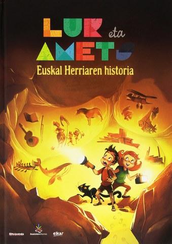 Lur eta Amets - Euskal Herriaren historia