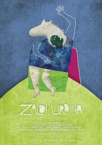 """Lur"" & ""Zaldi Urdina"""