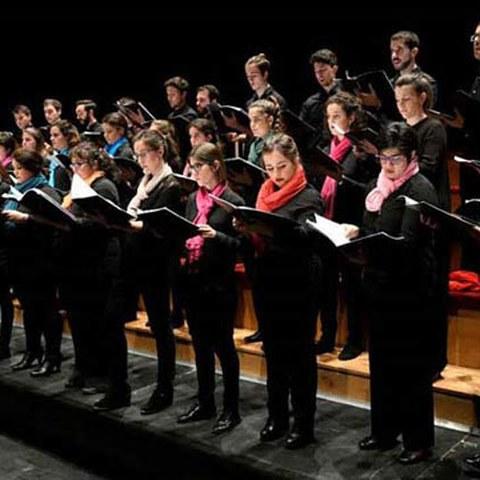 "Concert choral ""Mende berria kantuz"""
