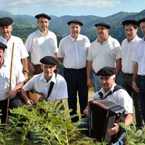 Fête annuelle de l'Amicale des Basques de Bigorre