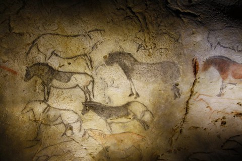Nos premiers artistes : les grottes ornées du Pays Basque