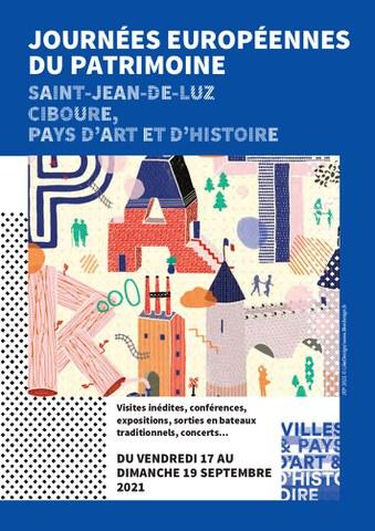 Journées du Patrimoine à Saint-Jean-de-Luz/Ciboure