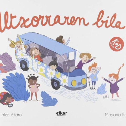 Rencontre d'auteur avec Maialen Alfaro