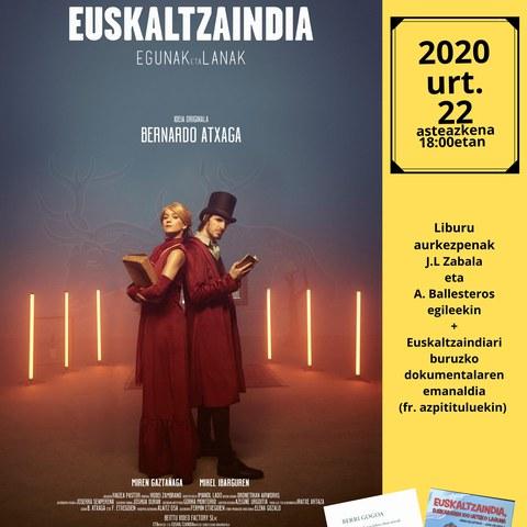 Soirée Euskaltzaindia