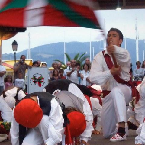 Stage de danse basque