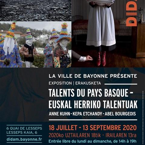Talents du Pays Basque