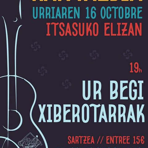 Ur Begi + Xiberotarrak