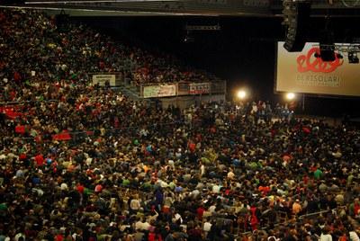 Championnat de bertsularis du Pays basque 2009 (ICB - Maite Deliart)