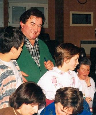 Ernest Alkhat. 1994 (© ICB)