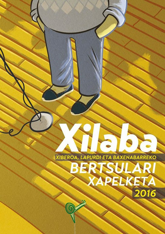 Xilaba 2016 - Affiche (Adur Larrea)