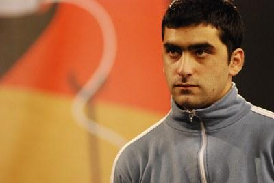 Joanes Etxebarria. Championnat d'Iparralde Xi-La-Ba, 2010 (ICB - Jakes Larre)