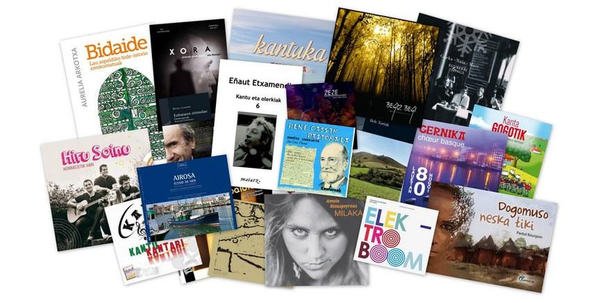 Nouveautés 2013 des éditeurs d'Iparralde