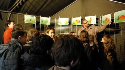 L'expo Olentzero
