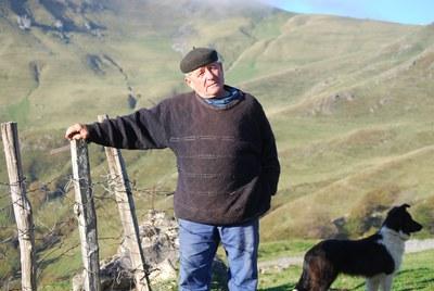 Johañe Etchebarne (1933-2016), témoin de la collecte en Soule - 2009 © ICB