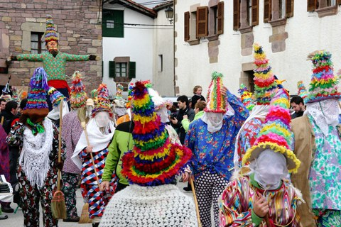 Carnavals basques