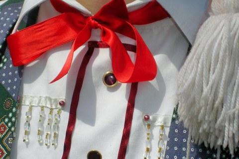 "Claude Iruretagoyena -  ""L'art de se vêtir en Pays Basque"""
