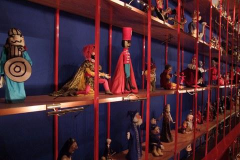 Expositions de marionnettes