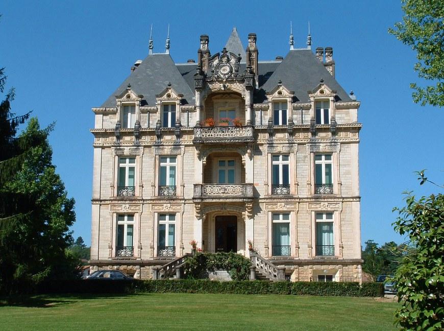 Le Château Lota © ICB