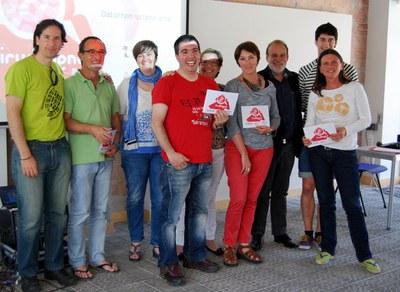Les lauréats de l'édition 2014