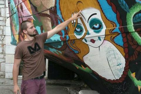 Street Art & langue basque