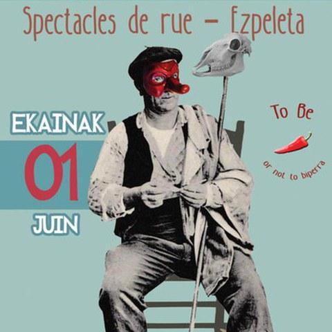 10ème édition du festival Jokoz Kanpo à Espelette