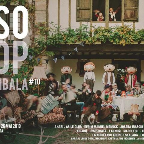 10ème édition du festival Usopop à Sare
