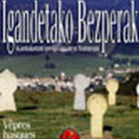 Le disque Igandetako Bezperak en vente à l'Institut culturel basque