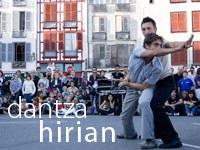 La danse basque contemporaine à l'heure de la ville