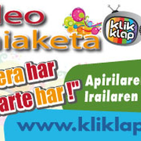 Kliklap 2012, un concours vidéo ouvert à tous !