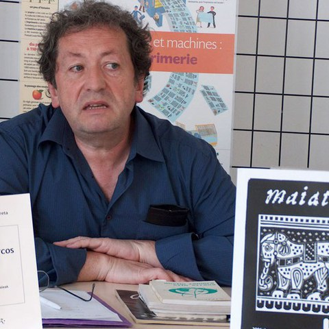 35èmes Rencontres Littéraires de Maiatz à Bayonne et à Pampelune
