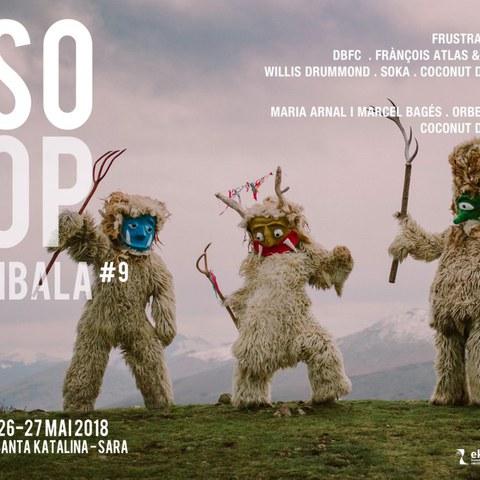 9ème édition du festival Usopop à Sare