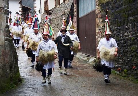 A la découverte des Carnavals basques à St-Jean-de-Luz