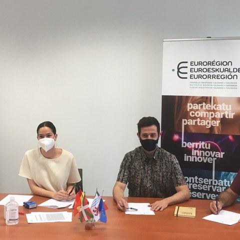 Aquitaine.eus : l'ICB poursuit son engagement en matière de coopération transfrontalière