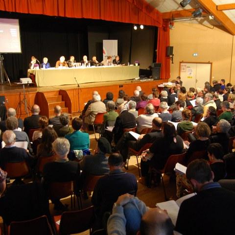 L'assemblée générale ordinaire 2016 de l'Institut culturel basque