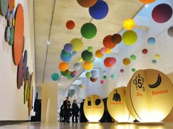 """""""Badu, bada"""", nouvelle exposition sur la langue basque"""