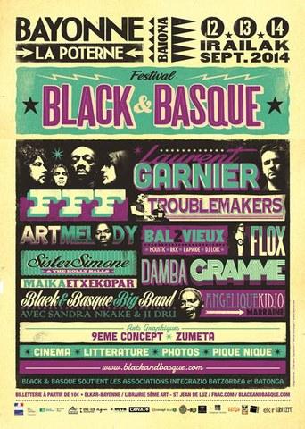 Black & Basque : 4ème édition